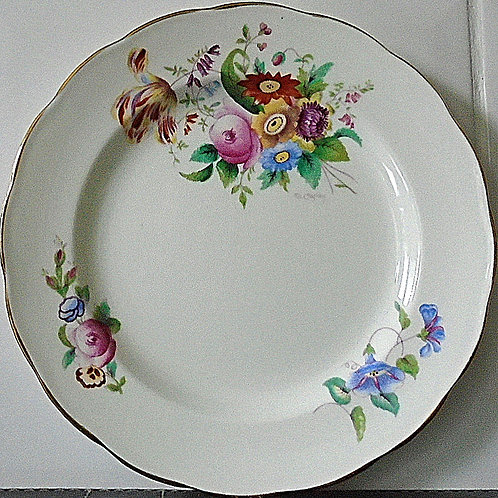 Coalport Junetime Tea Side Plate