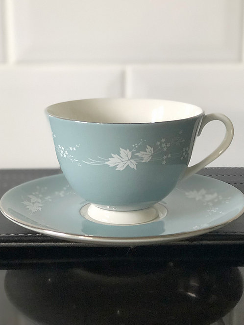 Royal Doulton Reflection Cup and Saucer