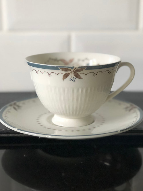 Royal Doulton Old Colony Cup and Saucer