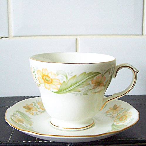 Duchess Greensleeves Cup & Saucer