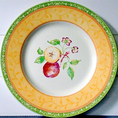 Queens Covent Garden Market Dinner Plate