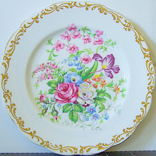 Royal Albert Nosegay Tea Plate