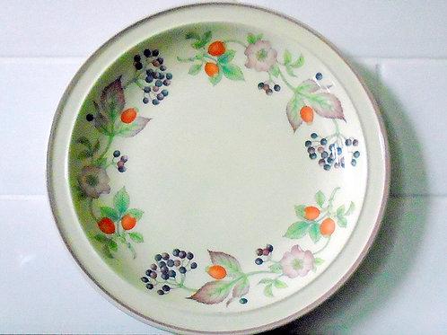 Wedgwood Roseberry Salad / Dessert Plate