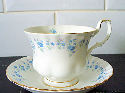 Royal Albert Memory Lane Cup & Saucer