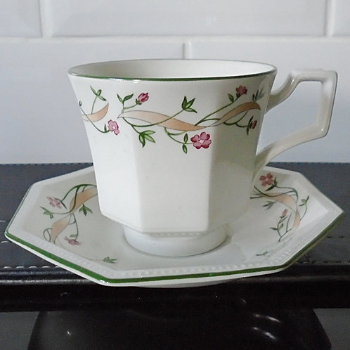 Johnson Brothers Eternal Beau Cup & Saucer