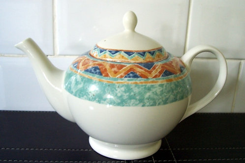 Churchill Ports of Call Kabul Teapot