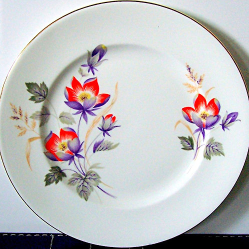 Royal Albert Water Meadow Tea Plate
