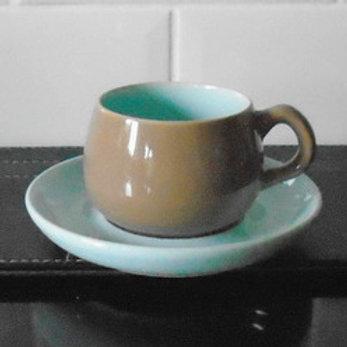 Denby / Langley Lucerne Cup and Saucer