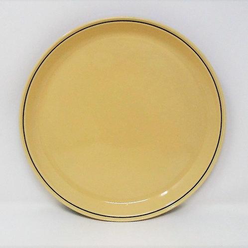 Hornsea Pottery Ebony Dinner Plate