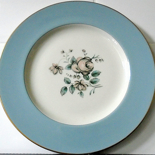 Royal Doulton Rose Elegans Dinner Plate