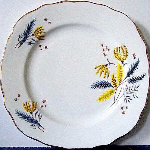 Colclough Stardust Tea Plate