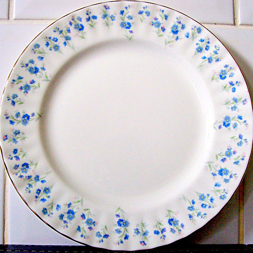 Royal Albert Memory Lane Salad Plate