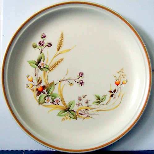 Marks and Spencer M & S Harvest Tea Plate