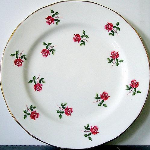 Colclough Fragrance Rosebud Tea Plate