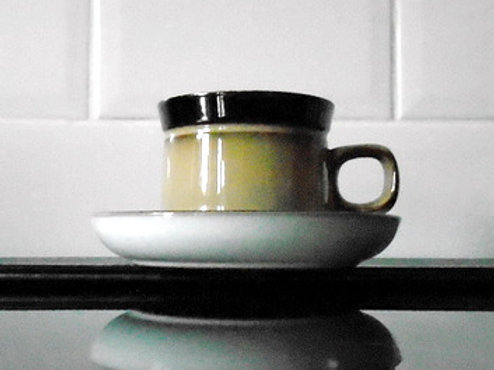 Denby Country Cuisine Cup and Saucer