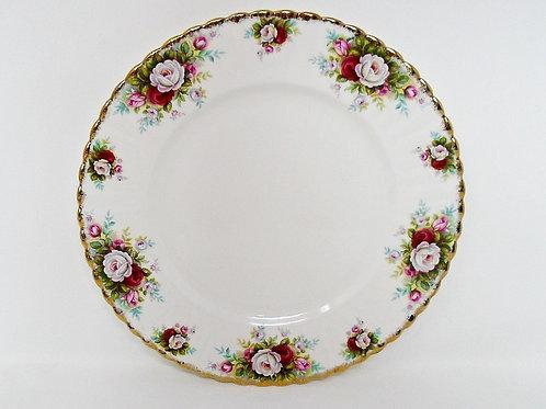 Royal Albert Celebration Salad / Dessert Plate