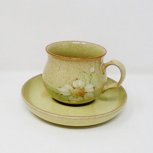 Denby Daybreak Cup and Saucer