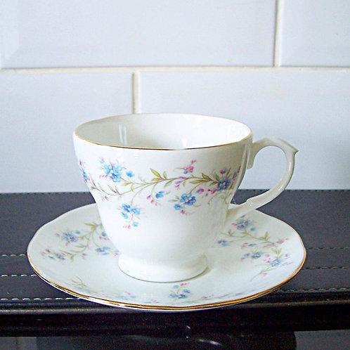 Duchess Tranquillity Cup & Saucer