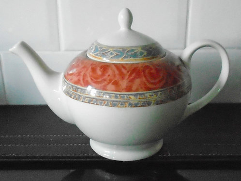Churchill Ports of Call Zarand Teapot