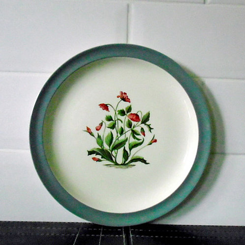 Wedgwood Mayfield Dinner / Salad Plate