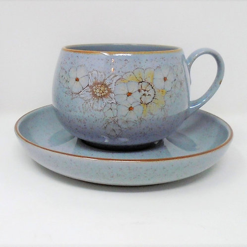 Denby Reflections Cup and Saucer