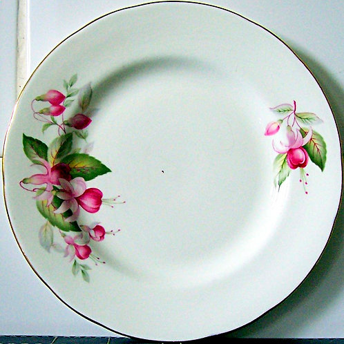 Duchess Fuscia Tea Plate