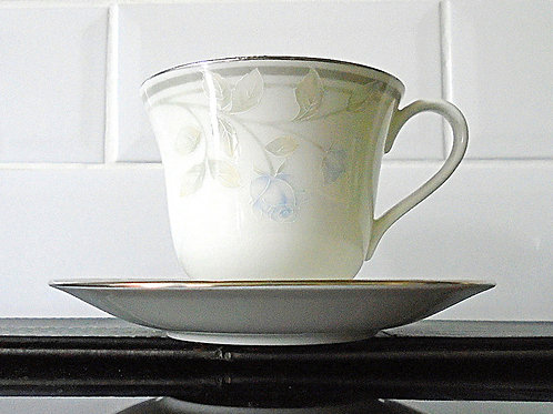 Royal Doulton Devotion Cup & Saucer