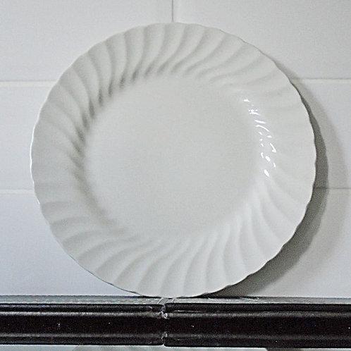 Johnson Brothers Regency White Dinner Plate