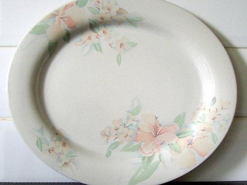 Hornsea Pottery Ophelia Oval Platter