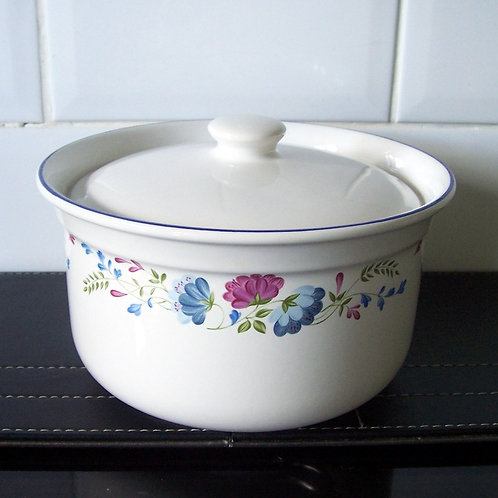 BHS British Home Stores Priory Lidded Casserole Dish