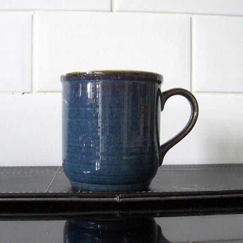 Hornsea Pottery Bhs Brecon Blue Mug