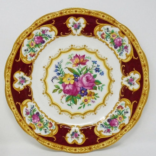 Royal Albert Lady Hamilton Salad Plate