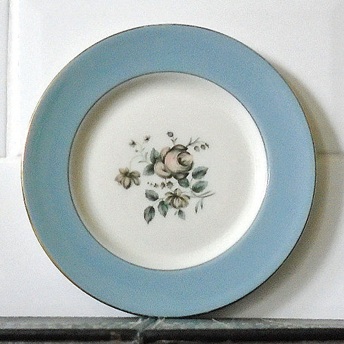 Royal Doulton Rose Elegans Tea Side Plate