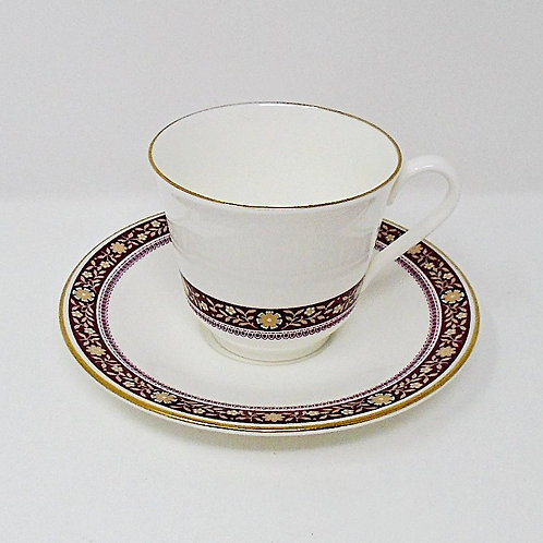Royal Doulton Minuet Cup and Saucer