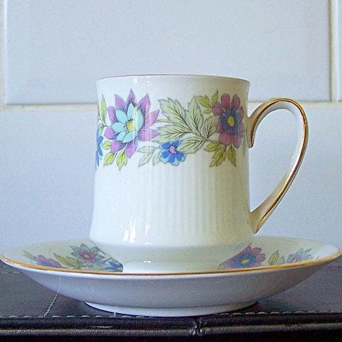 Paragon Cherwell Coffee Cup & Saucer Demi Tasse