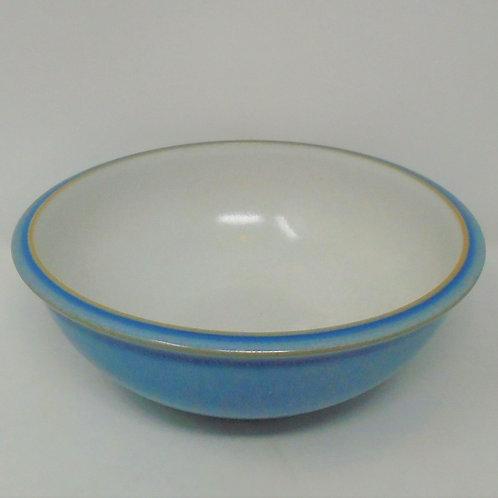 Denby Cool Blue Bowl Tesco