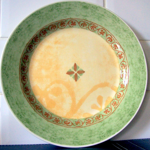 Churchill Ports of Call Morocco Dinner Plate