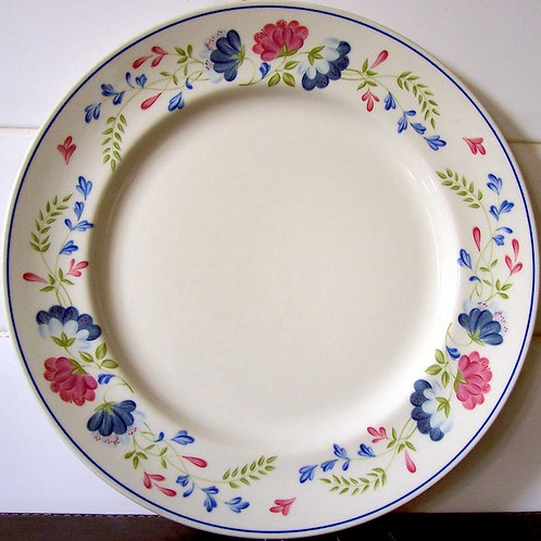 BHS British Home Stores Priory Dinner Plate