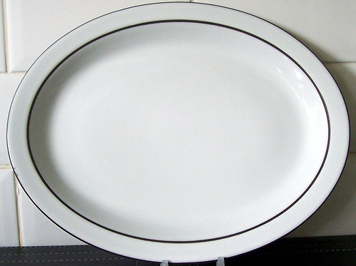 Hornsea Pottery Charisma Oval Platter
