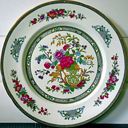 Paragon Tree of Kashmir Dinner Plate