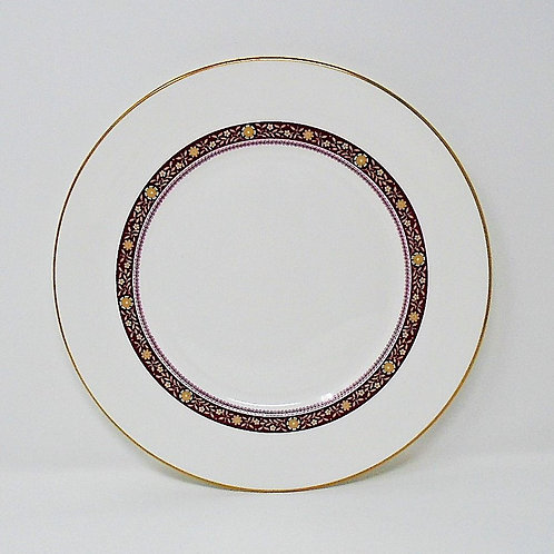 Royal Doulton Minuet Dinner Plate