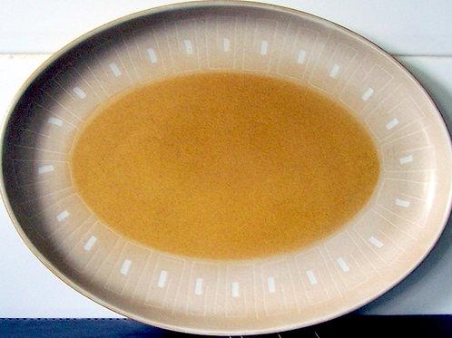 Denby Ode Oval Plate Platter