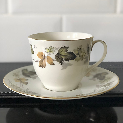 Royal Doulton Larchmont Cup and Saucer