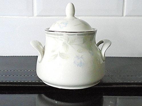 Royal Doulton Devotion Lidded Sugar Bowl