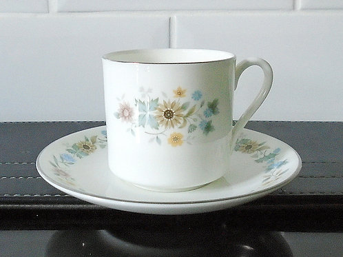Royal Doulton Pastorale Cup and Saucer