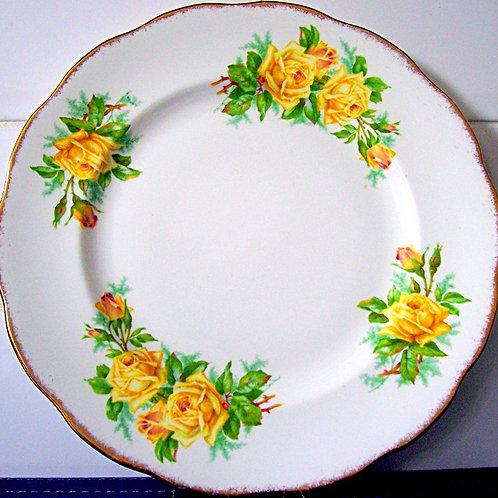 Royal Albert Tea Rose Dinner Plate