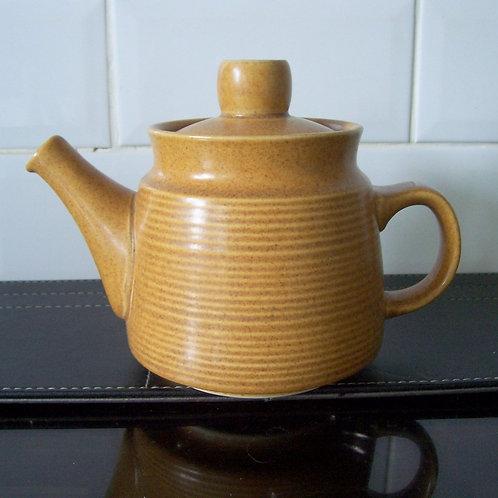 Denby Langley Canterbury Teapot