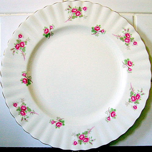 Richmond Rose Time Salad Plate