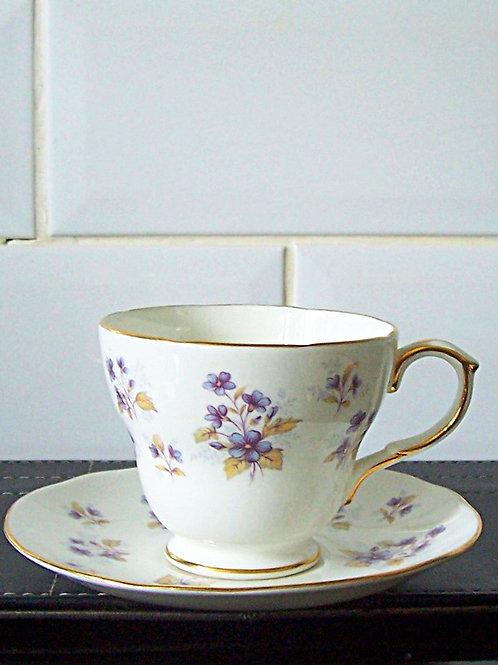 Duchess Woodside Cup & Saucer