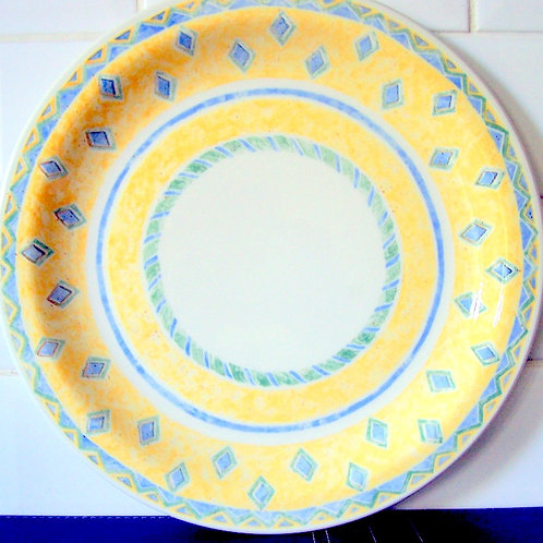 Churchill Ports of Call Herat Dinner Plate